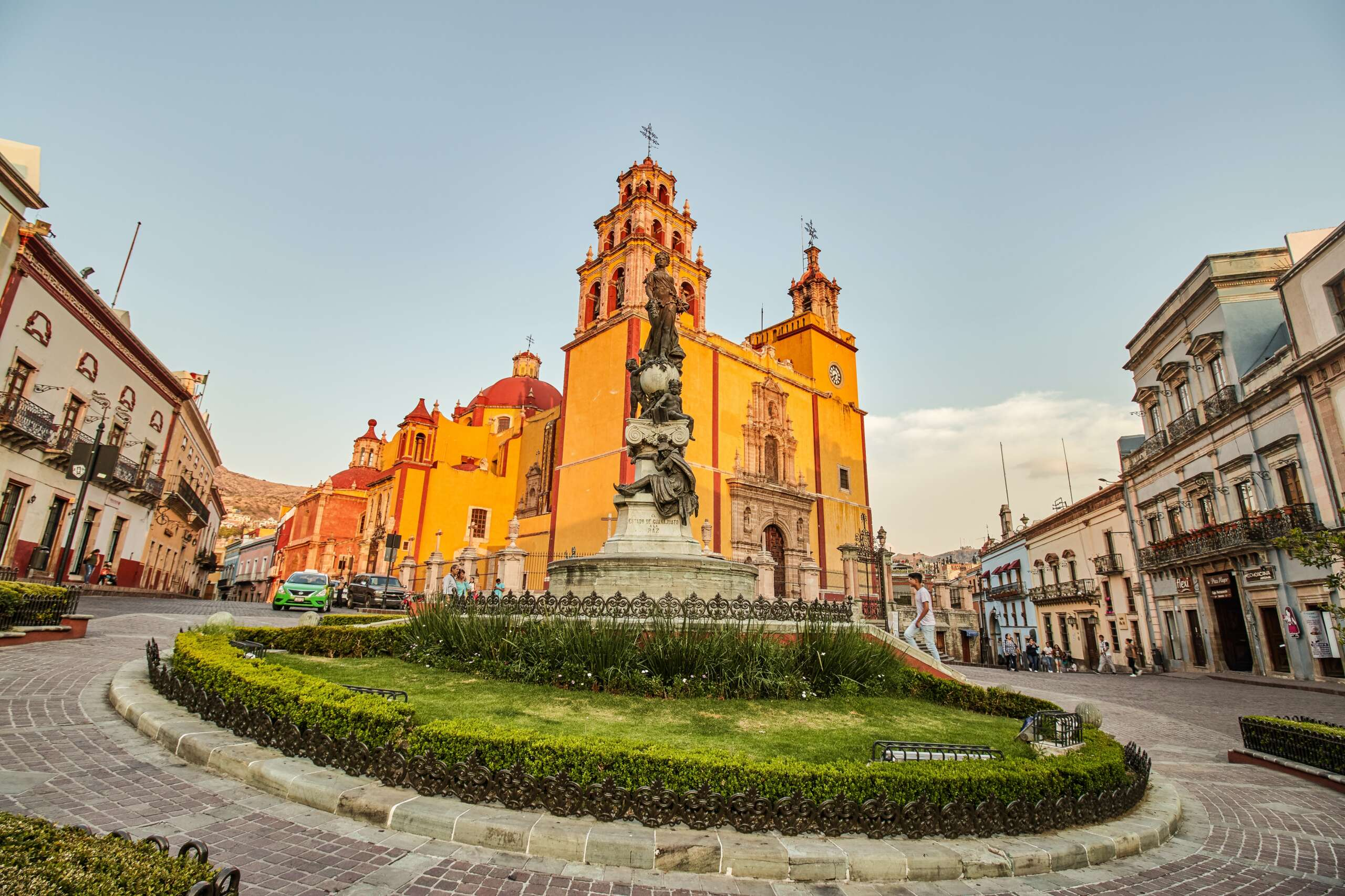 There is always something to do in Guanajuato